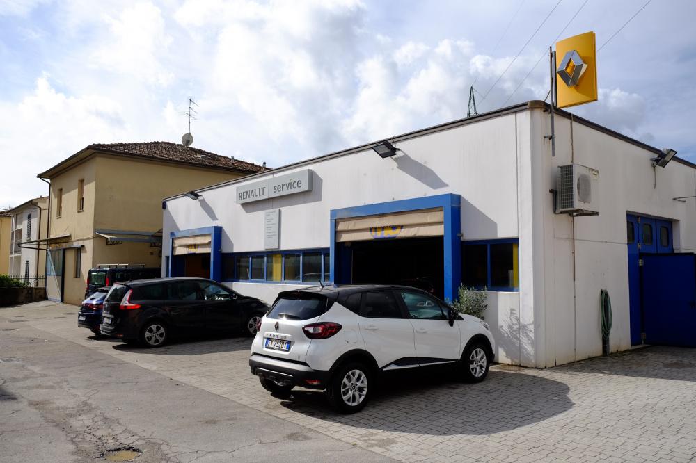MG Autofficina Esterno